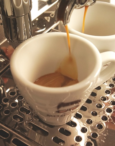 Suministro de café y accesorios para hostelería