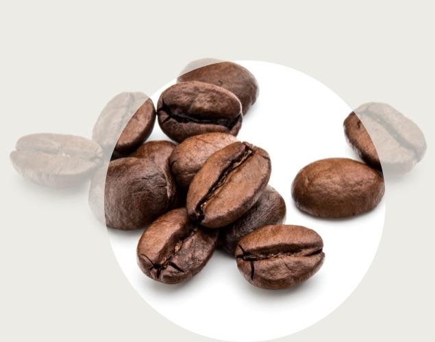 granos de cafe por excelencia