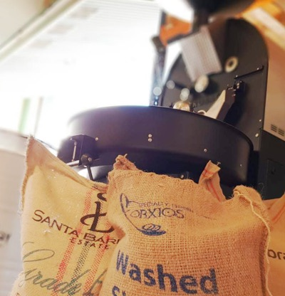 nuestro objetivo la introducción y difusión de la cultura del cafe