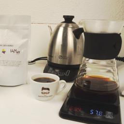 espacio en tu oficina, donde te puedas servir un buen café