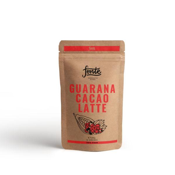 Guarana Cacao Latte