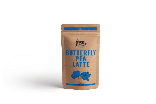 Butterfly Pea Latte
