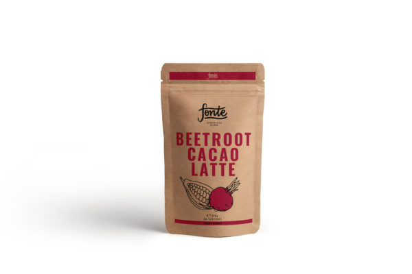Beetroot Cacao Latte