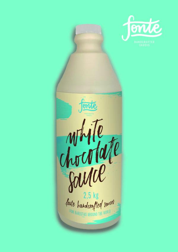 WChocolate Sauce