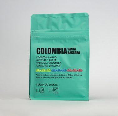 COLOMBIA SANTA BARBARA VERDE