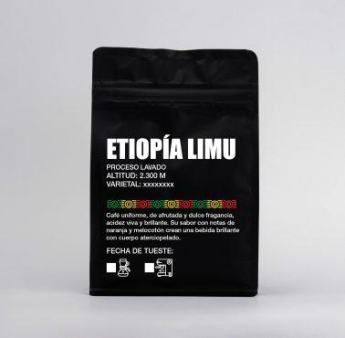 ETIOPIA LIMU NEGRO